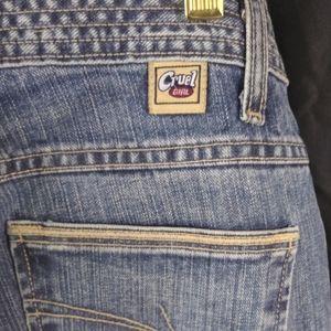 Cruel Girl boot cut jeans